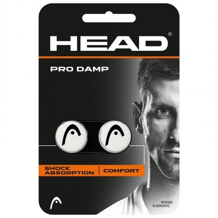 Head Pro Damp Grip Bianco (2x)