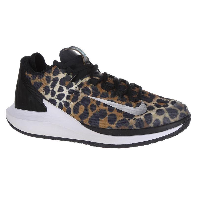 Nike Court Air Zoom Zero HC Leopardate Donna 1