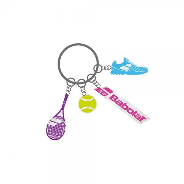 Babolat Charms Key Ring 1