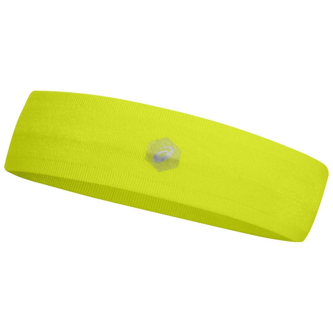 Asics Headband Performance Safety Giallo Unisex 1