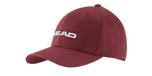 Head Promotion Cap Bordeaux 1