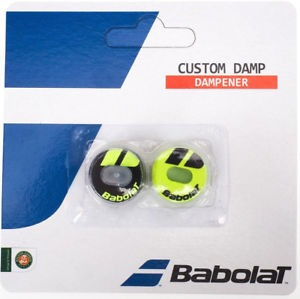 Babolat New Custom Damp Giallo-Nero (2x)