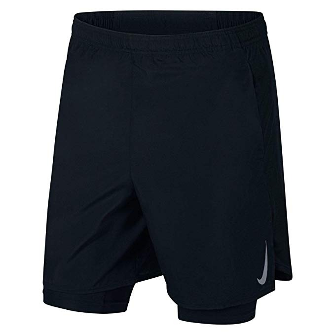 Nike Challenger Short /in Nero Uomo