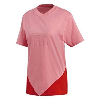 Adidas Clrdo T-Shirt Rosa Donna