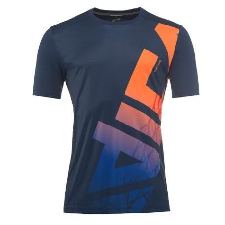 Head Vision Radical T-Shirt Navy Bambino