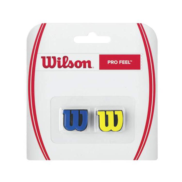 Wilson Pro Feel (Blu-Giallo) 1