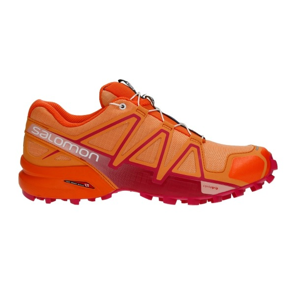 Salomon Speedcross 4 Arancione Viola Donna 1