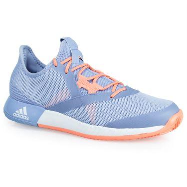 low priced a9e79 ff732 Adidas Adizero Defiant Bounce Blu- Corallo Donna 1
