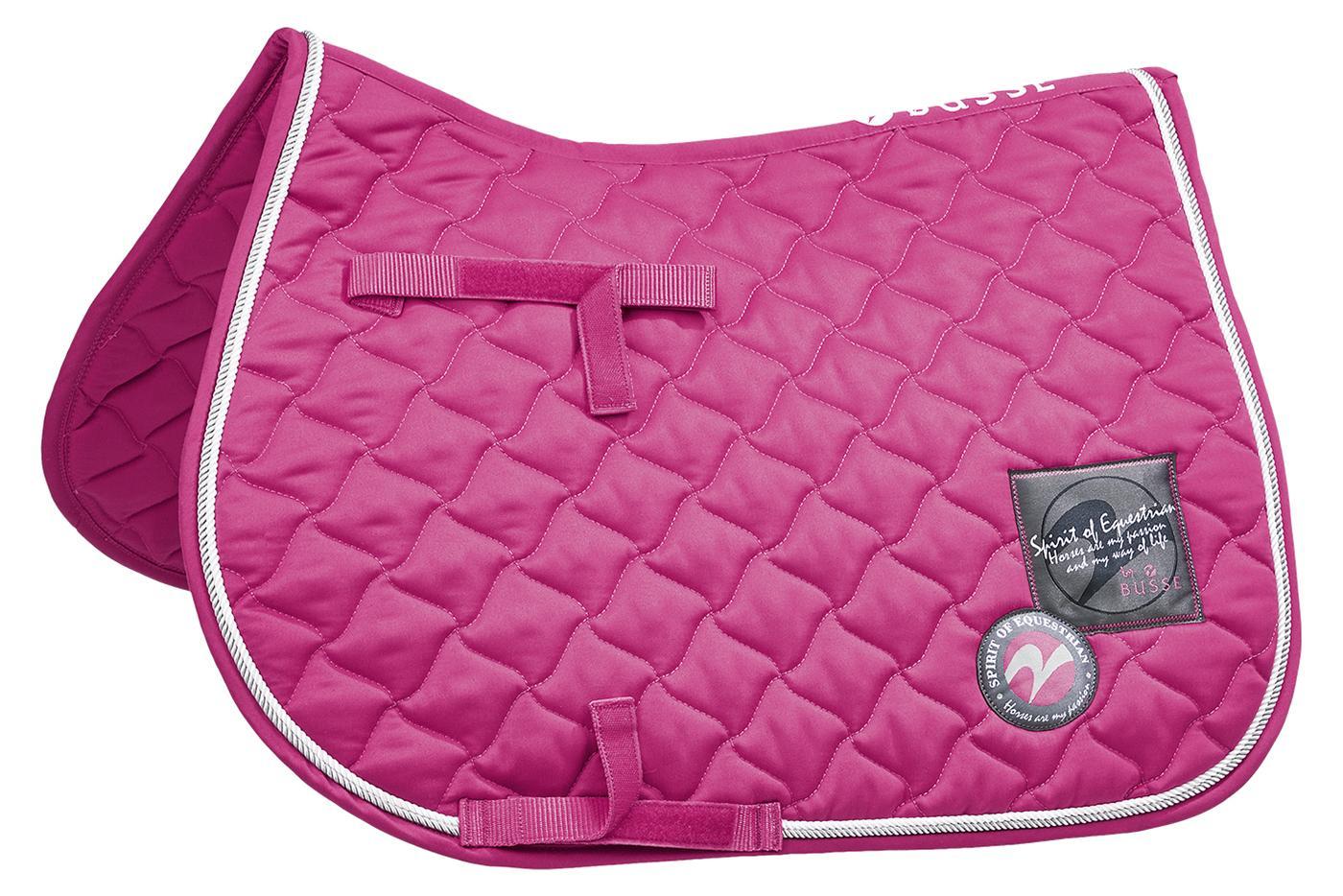 Busse Schabracke Zermatt Pink