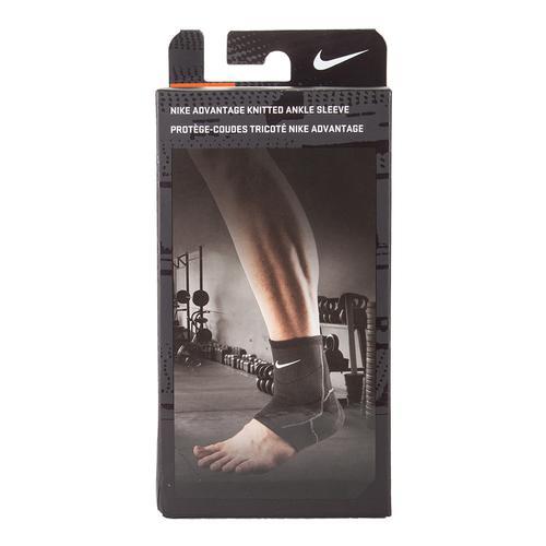 Nike Supporto Caviglia Tricoté Nero Uomo