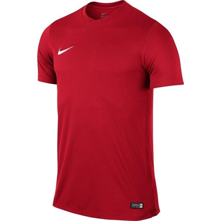 Nike Park SS VI Crew Rosso Uomo