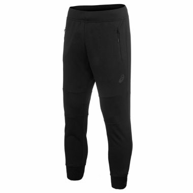Asics Performance Cuffed Pantaloni Nero Uomo