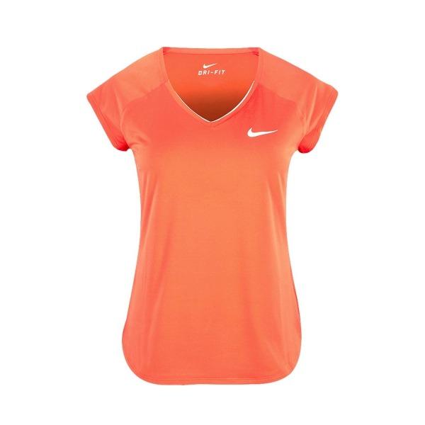 Nike Winter Pure Top Arancione Bambina