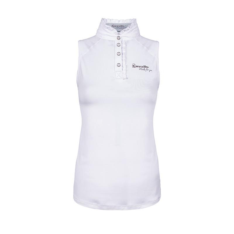 Cavallo T-Shirt Nele Bianca Donna