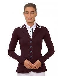 Spooks Show Jacket Sophia burgundy 1