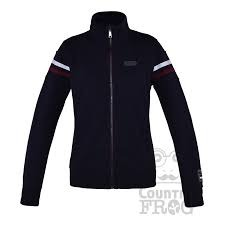 Kingsland Aspe Sweat Jacket Navy 1