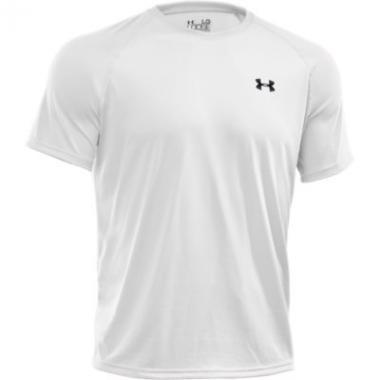 Under Armour T-Shirt Spring Tech Bianco Uomo