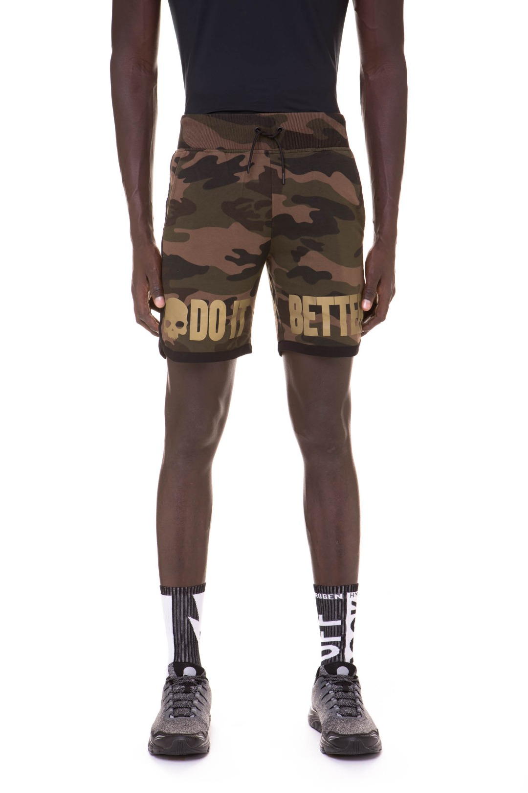 Hydrogen Shorts Do It Better Cmo Militare Uomo