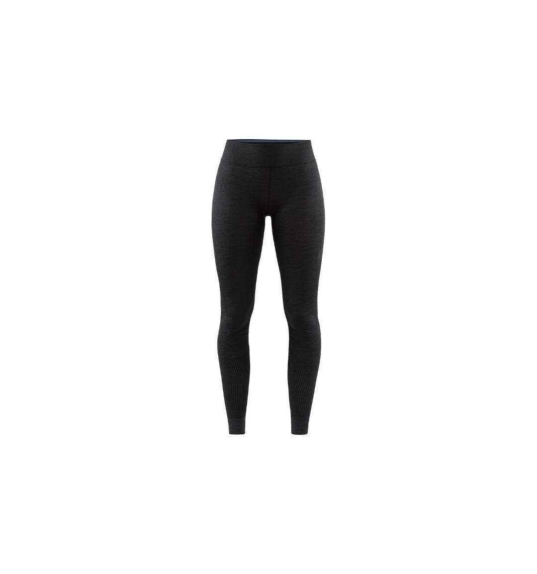 Fuseknit Comfort Pantaloni Black Donna