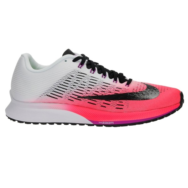 Nike Air Zoom Elite 9 Bianche-Rosa Donna