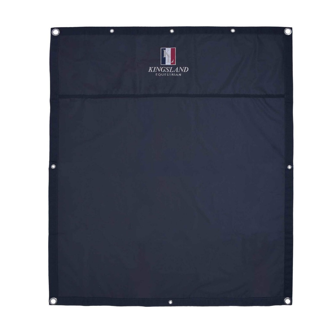 Kingsland Stable Curtain Navy