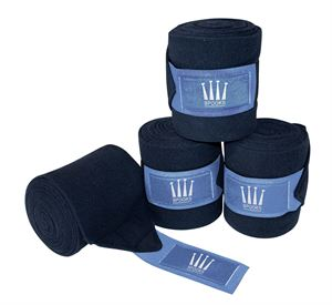 Spooks Bandages Diagonal Navy-Ultramarine