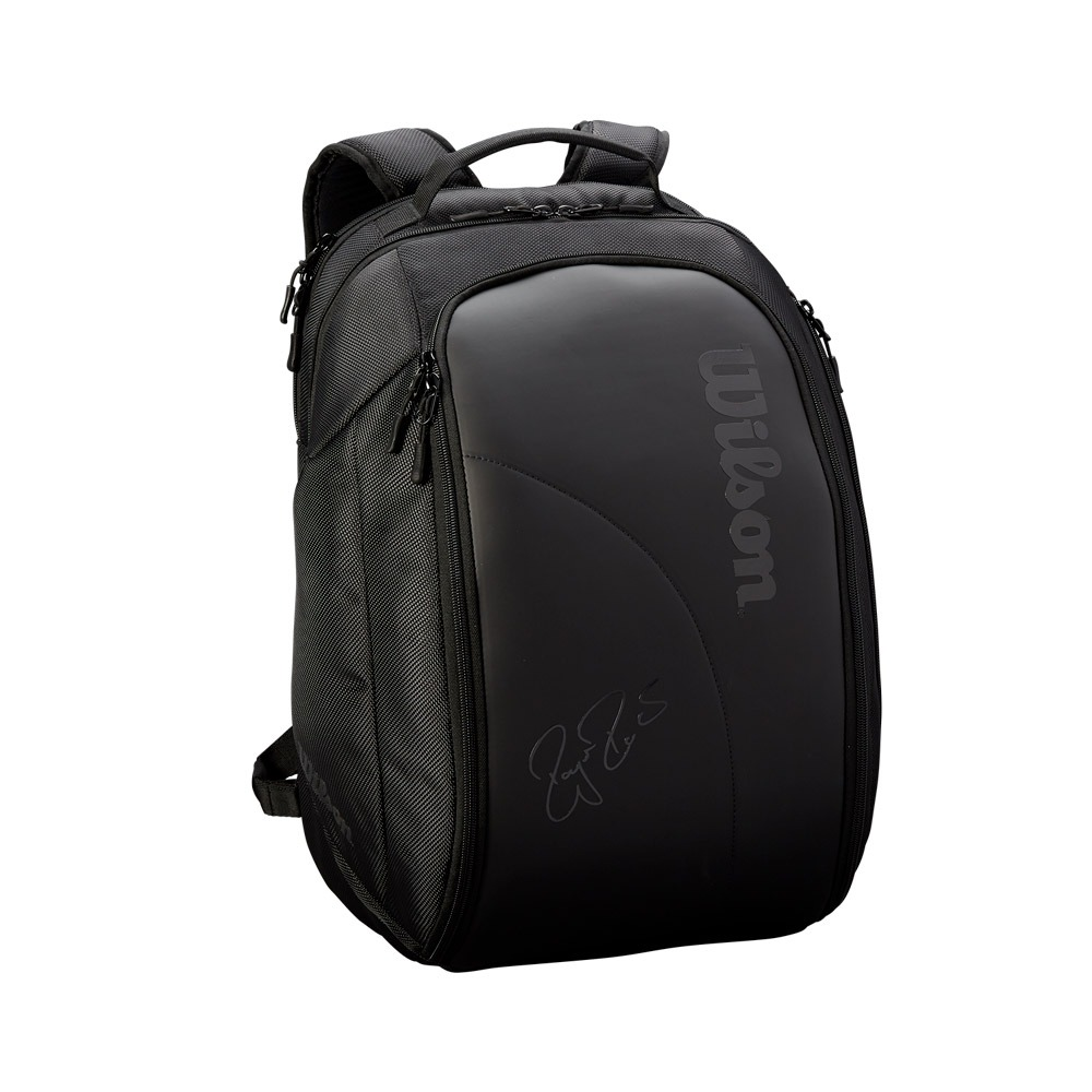 Wilson Federer DNA Backpack Nero 1