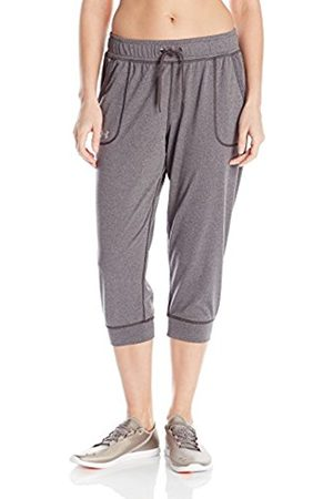 Under Armour Spring Solid Tech Pant Grigio Donna