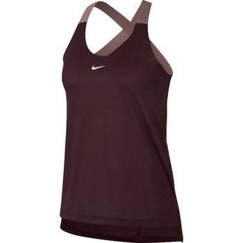 Nike Mash Top Tank Bordeaux Donna 1