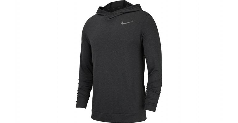 Nike Fall Breathe Training Hoodie Antracite Uomo 1