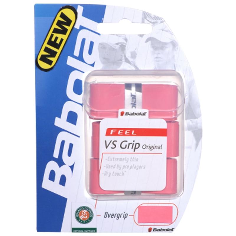 Babolat VS Grip Original Pink (3x) 1