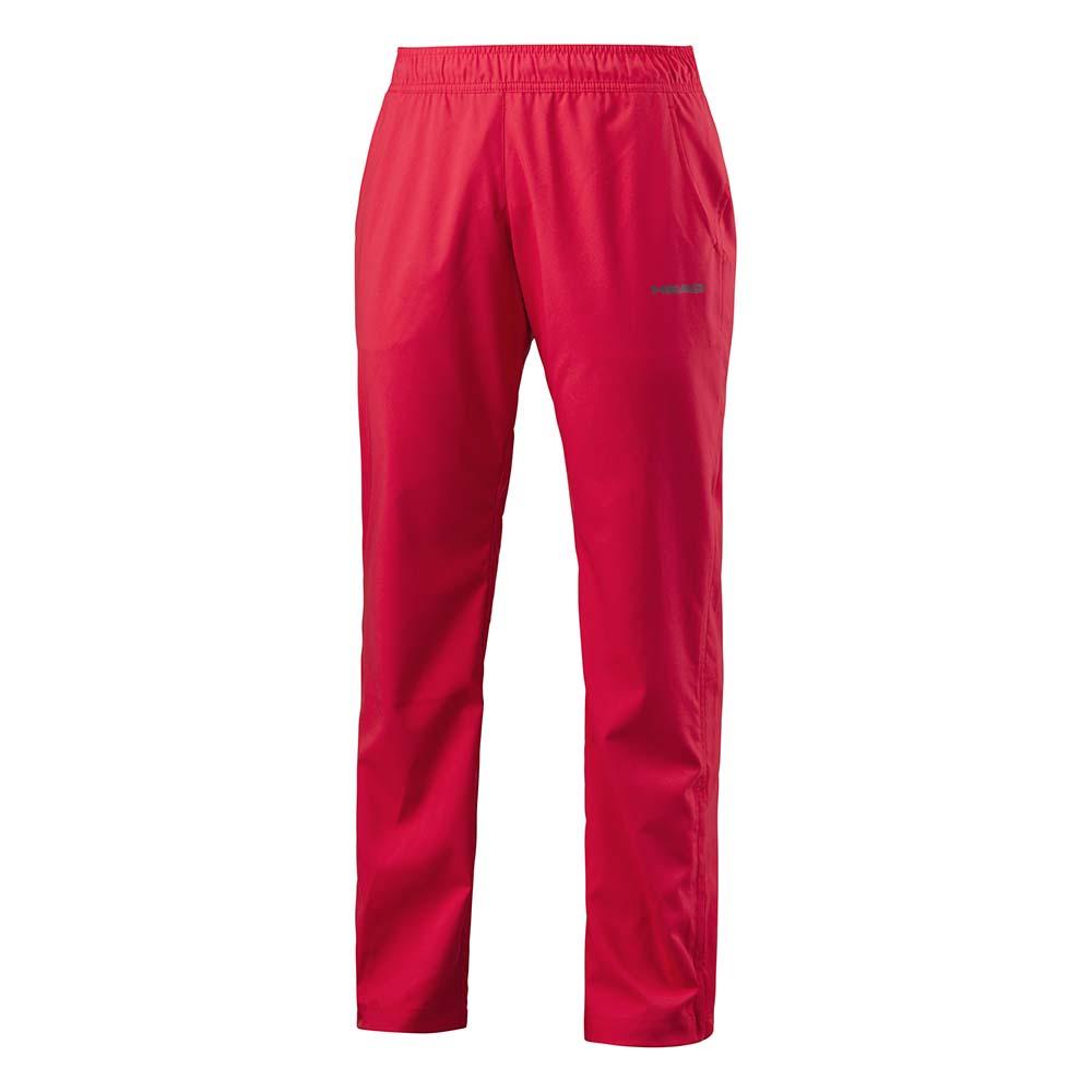 Head Club Pantalone Rosso Bambino