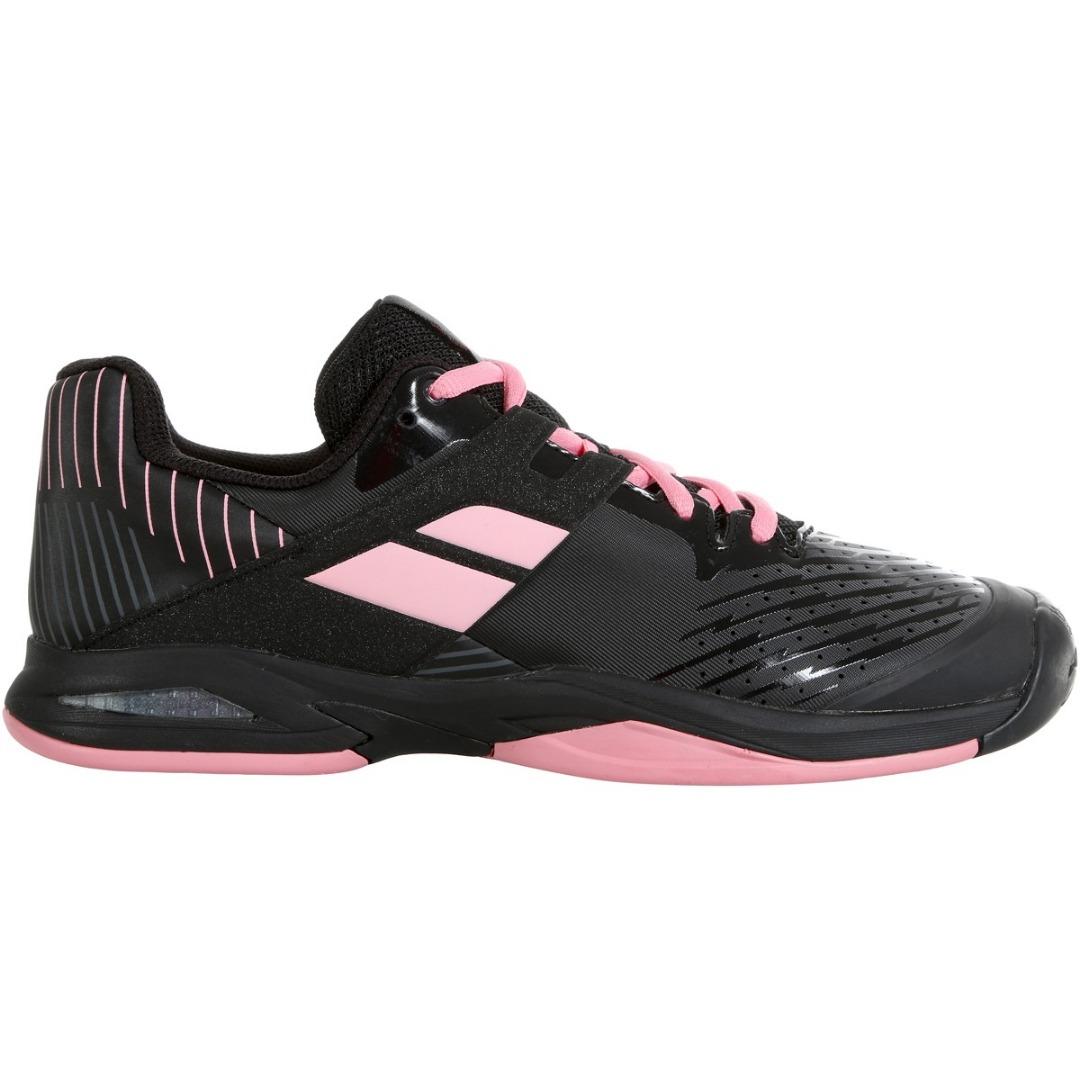 Babolat Propulse AC Black Geranium Pink Junior