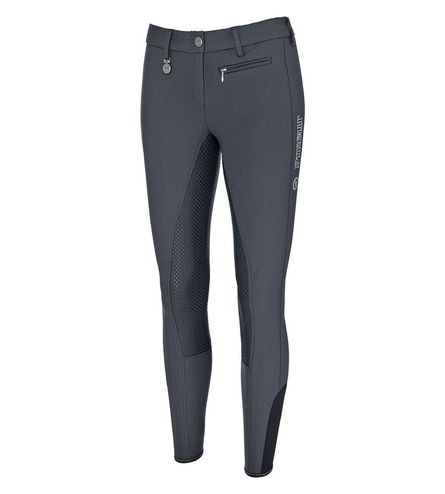 Kingsland Klkato E-Tec K-Grip Breeches Grey Uomo