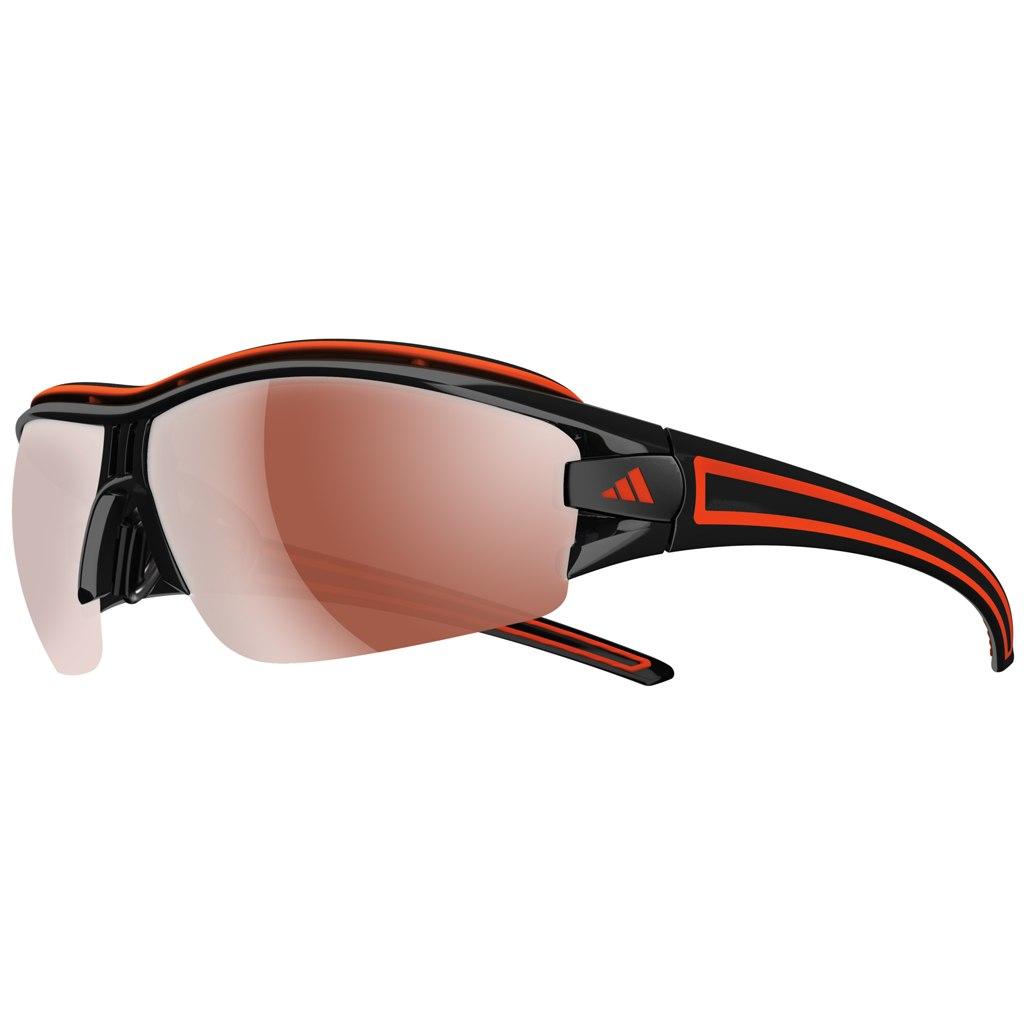 Adidas Evil Eye Halfr.Pro Occhiali Nero-Arancione S