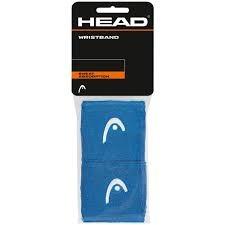 Head Polsini Wristband Blu 2.5' 1