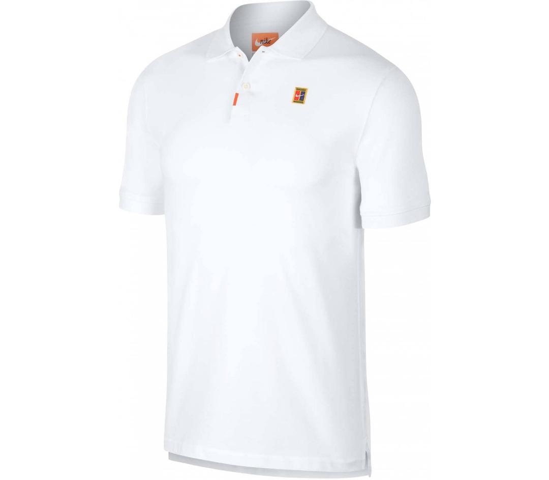 Nike Polo Slim Fit Bianca Uomo 1