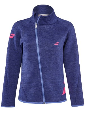 Babolat New Performance Jacket 2018 Estate Blu Donna
