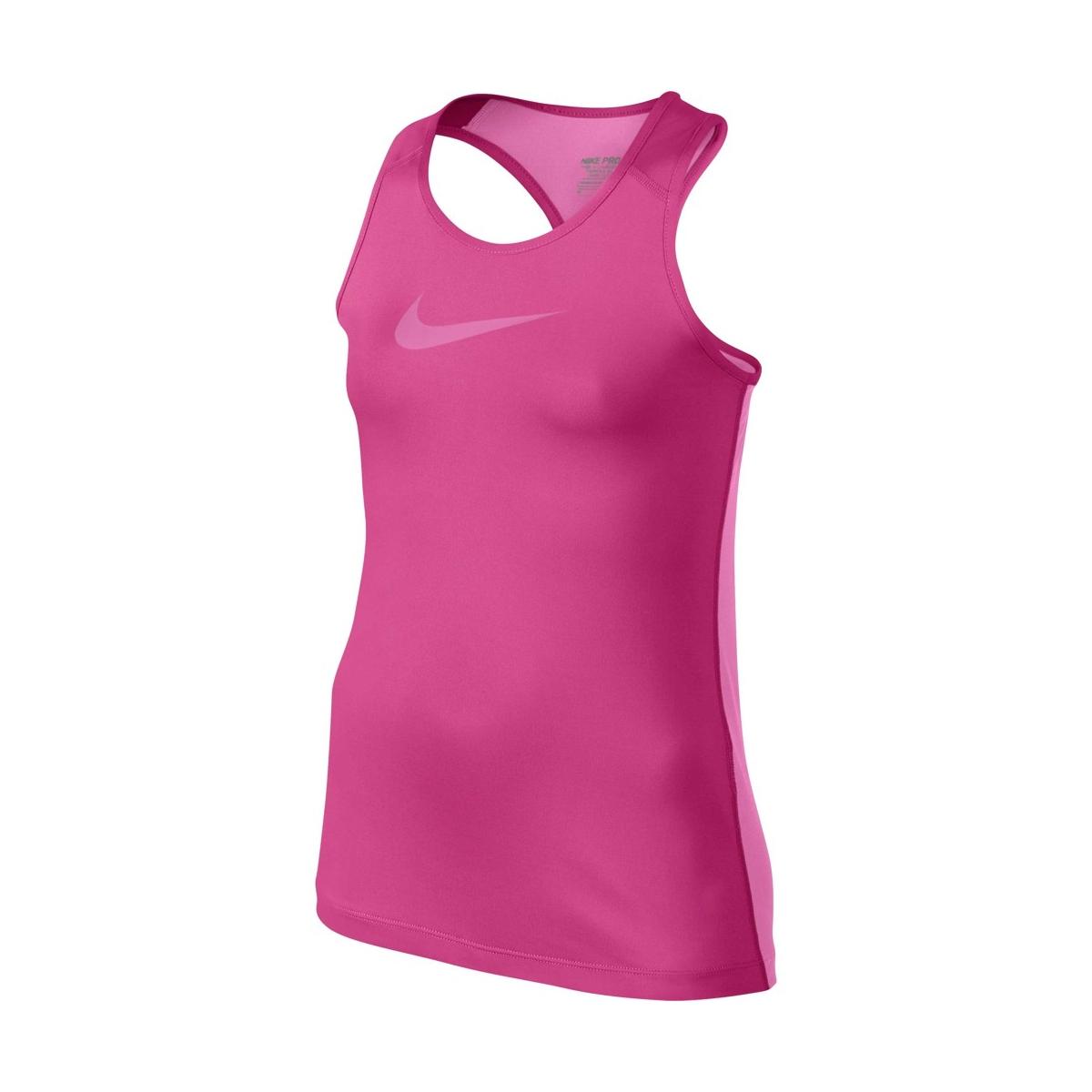 Nike Summer Tank Pink Bambina 1