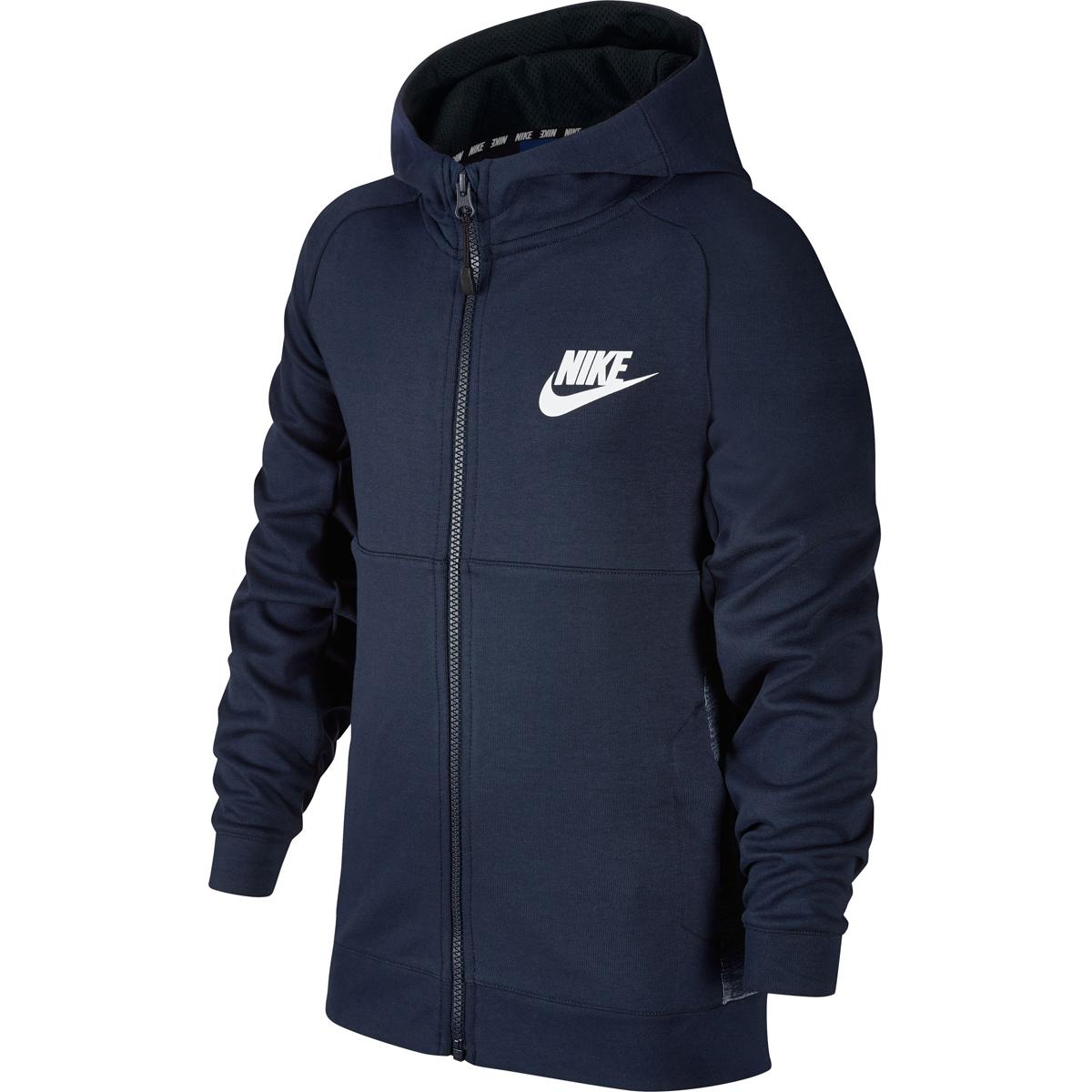 Nike Winter Dry Miler Graphic Crew Giallo Bambino 1
