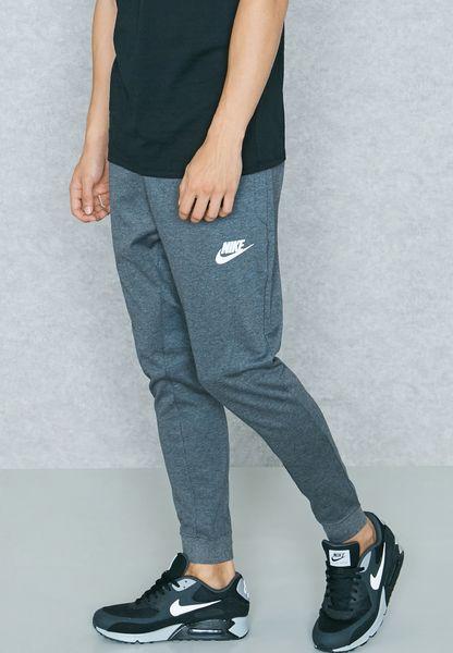 Nike Winter NSW Jogger Pants Grigio Uomo 1