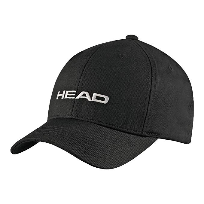 Head Promotion Cap Nero 1