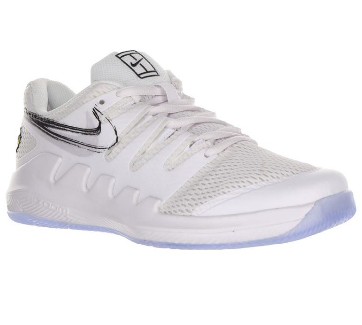 Nike Vapor X Bianco Smile Junior