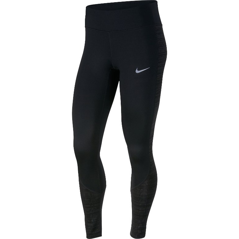 Nike Tight Racer Warm Running  Donna