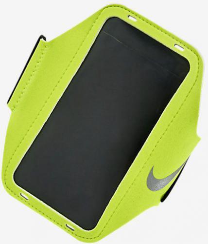 Nike Lean Armband Giallo-Fluo 1