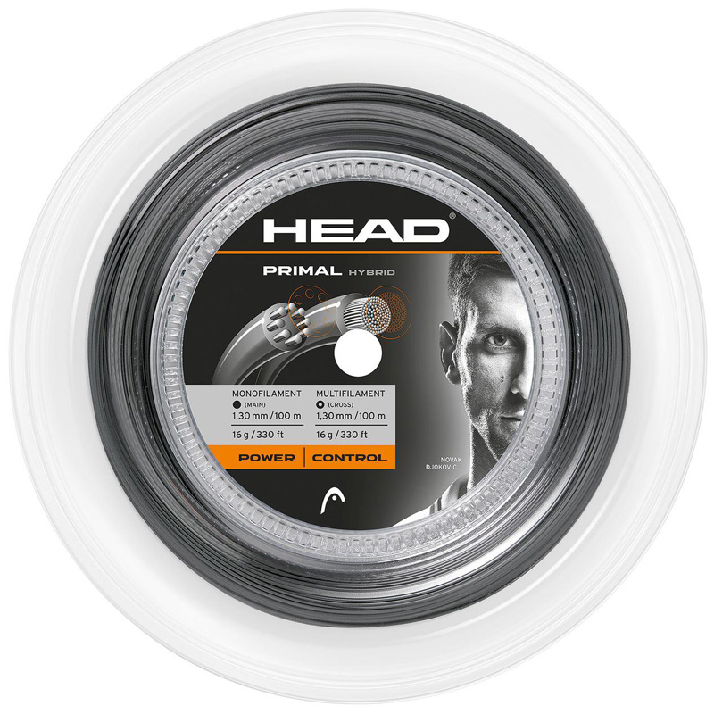 Head Primal Antracite 1.30 mm 12 m 1