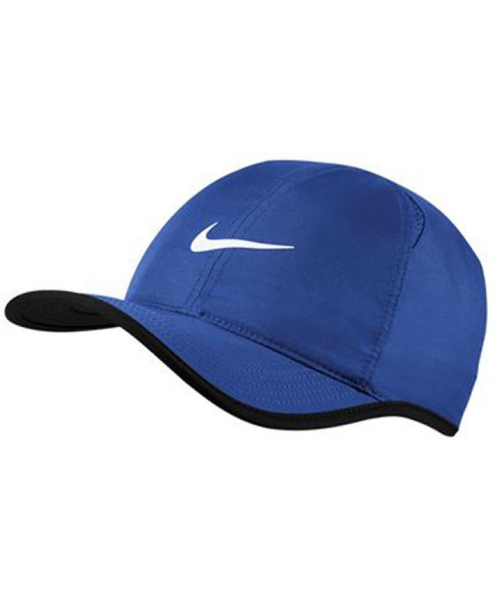 Nike Cappellino Fall Featherlight Dark Blue