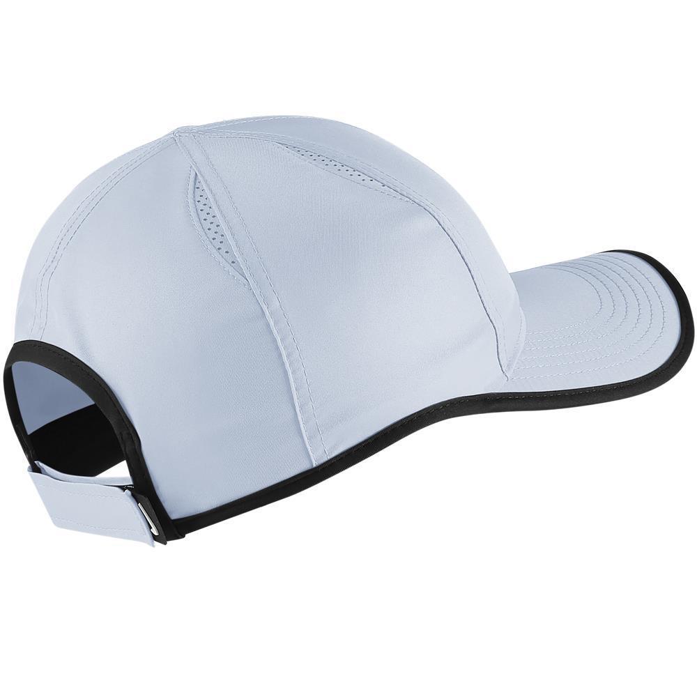 Nike  Featherlight Cappellino Azzurro 1