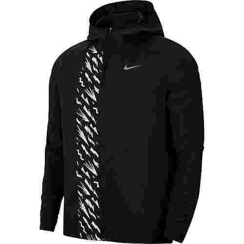 Nike Jacket Essential Black Vantasie Bianco Uomo