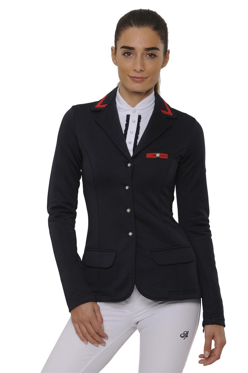 Spooks Show Jacket Color Navy Donna 1